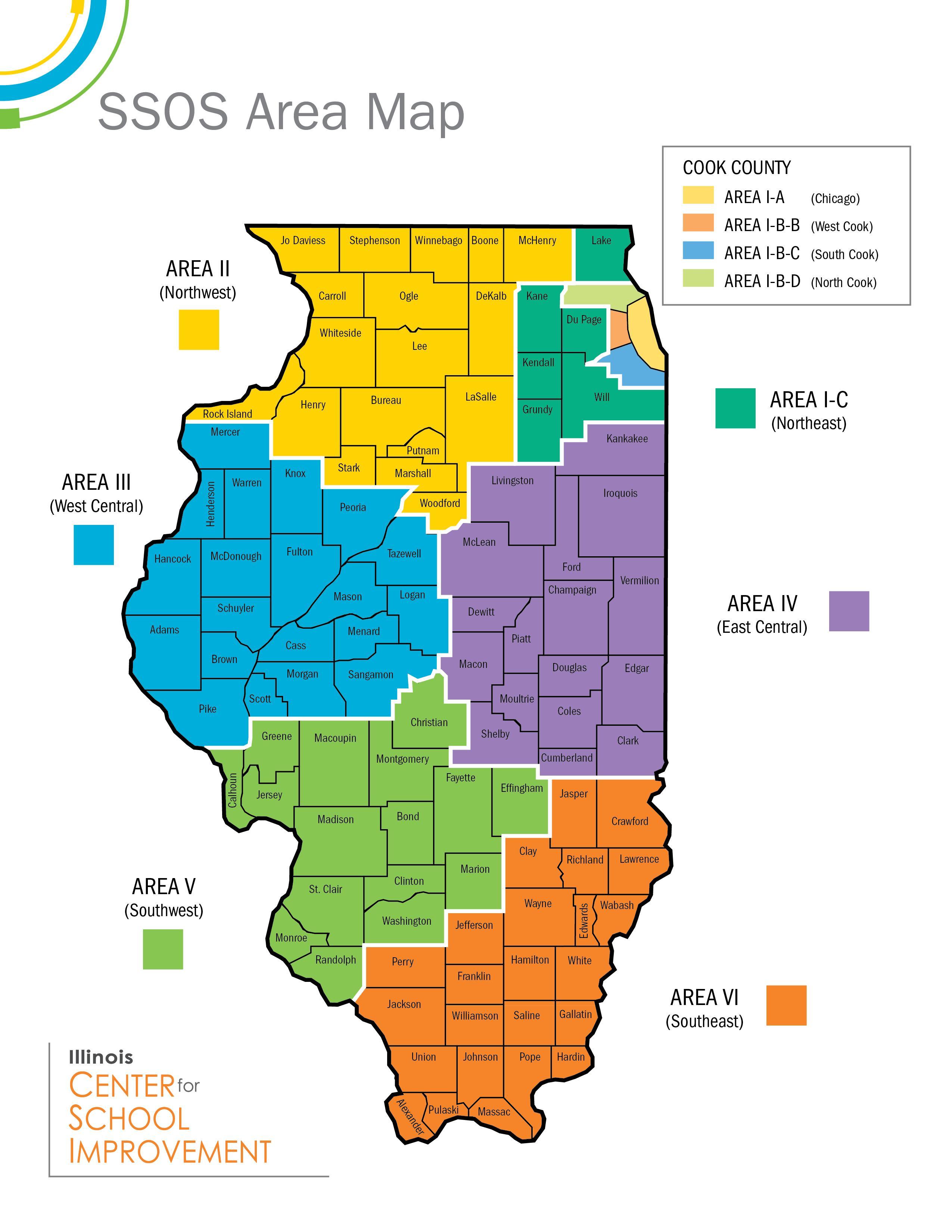 Karta Usa Chicago.Chicago School District Karta Chicago Offentliga Skolor Karta Usa